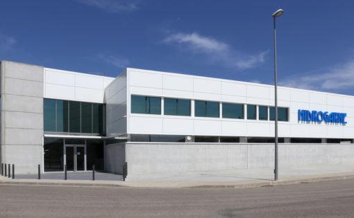 Nueva sede central HIDROGARNE