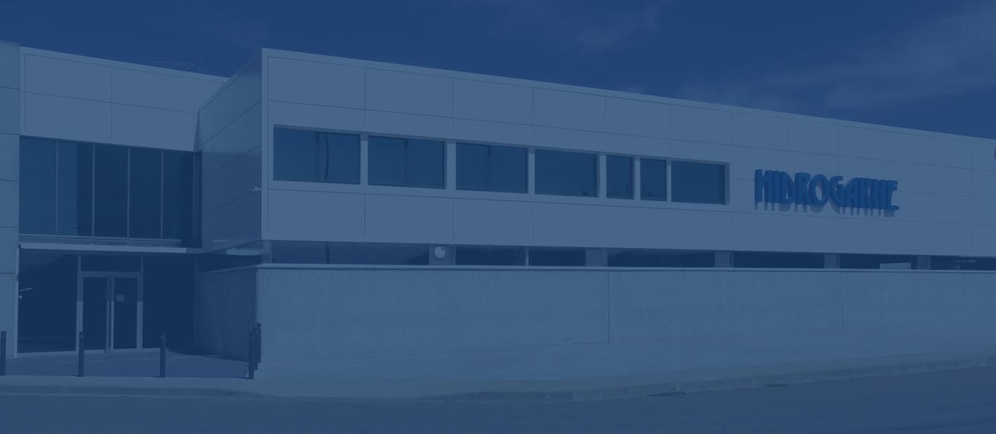 HIDROGARNE: fabrica de prensas hidráulicas, plegadoras, cizallas y curvadoras