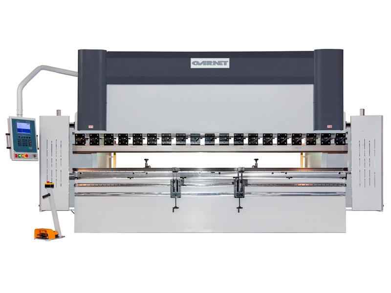Plegadoras hidráulicas CNC - HIDROGARNE