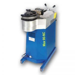 Biegemaschinen MAX90-NC - Biegekapazität bis 90 mm